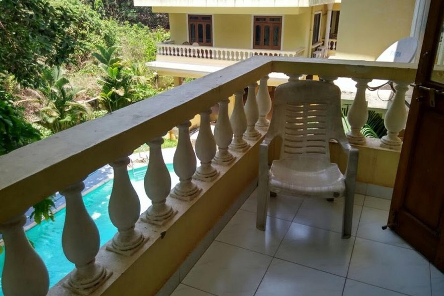 Apartment in India, Siolim