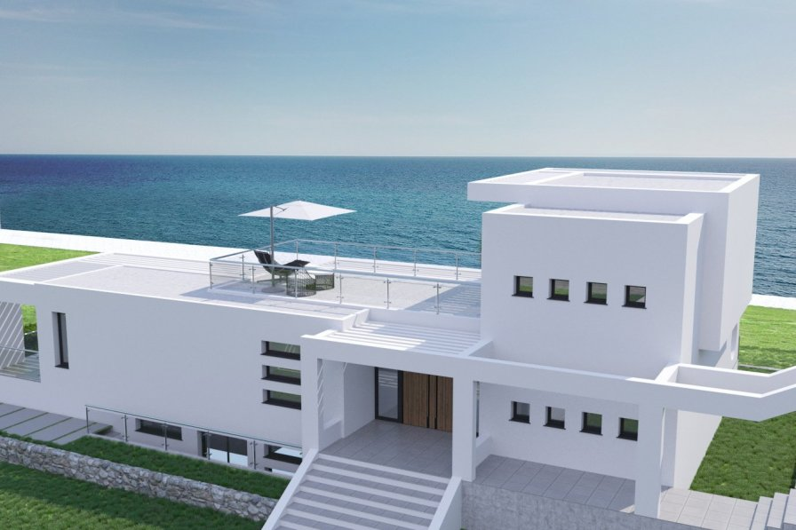 Villa in Greece, Chalikounas