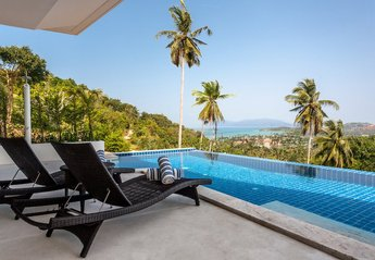 3 bedroom Villa for rent in Plai Laem