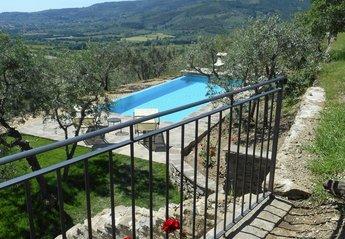 3 bedroom Villa for rent in Castiglion Fiorentino