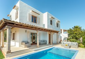 Villa in Cala d'Or, Majorca