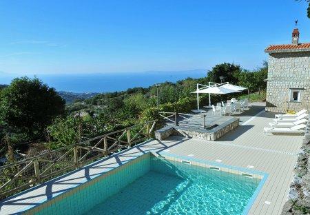 Villa in Sorrento, Italy