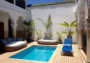 Riad in Morocco, Medina: ' Mini Palace '- exclusively for you!
