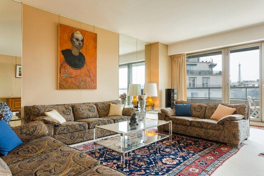 Apartment in France, Paris-Ile-de-France
