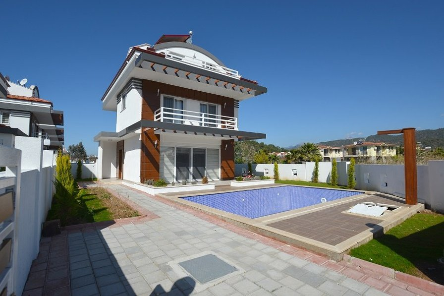 Villa in Turkey, Koca Calis