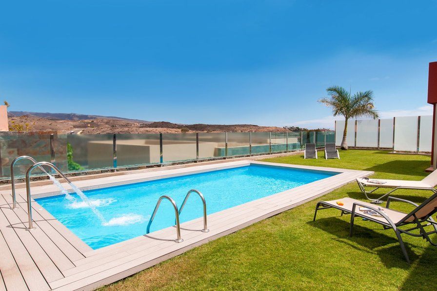 Villa in Spain, Salobre Golf Resort