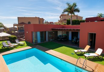 3 bedroom Villa for rent in Salobre Golf Resort