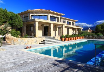 Villa in France, Ajaccio