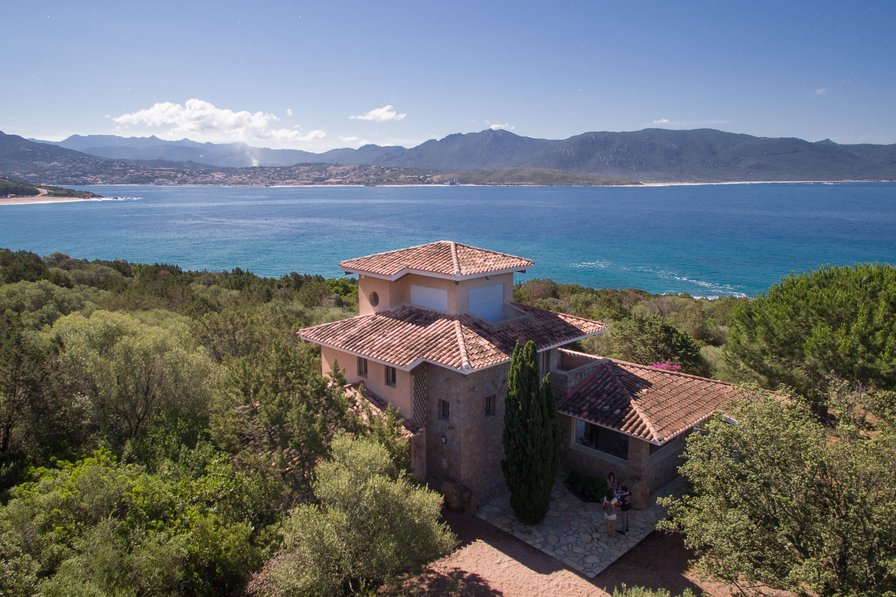 House in France, Corsica