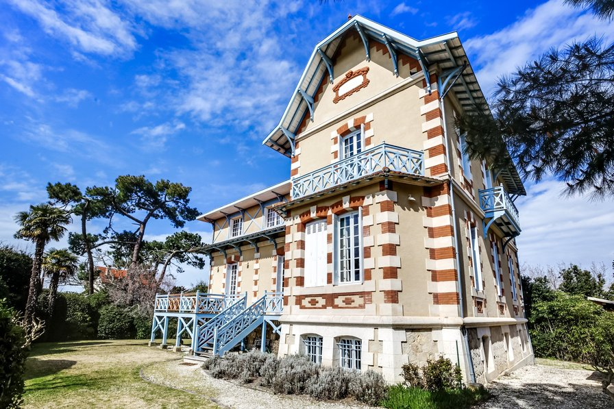 House in France, Arcachon