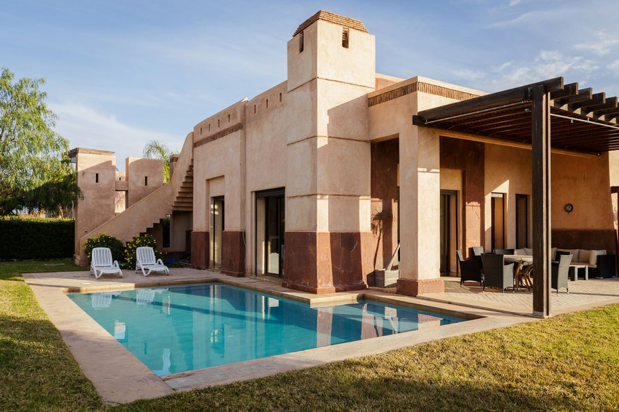 Villa in Morocco, Marrakech