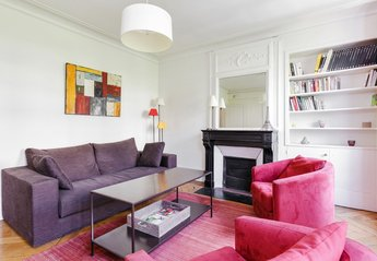 Apartment in France, Haut Marais