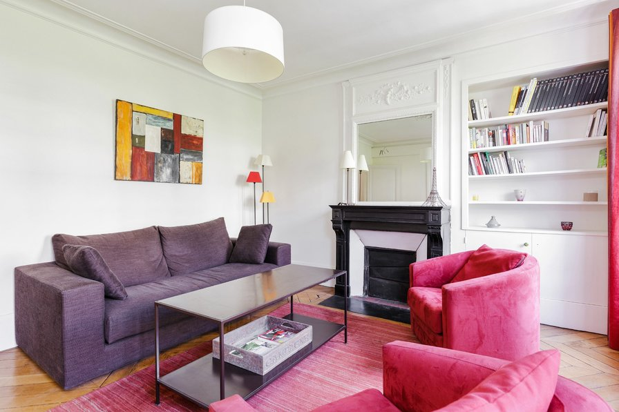 Apartment in France, Haut Marais