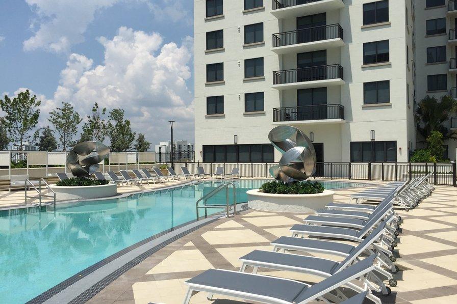 Apartment in USA, Miami