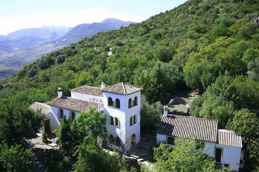 Villa in Spain, Grazalema Natural Park