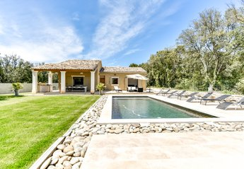 Villa in France, Lourmarin