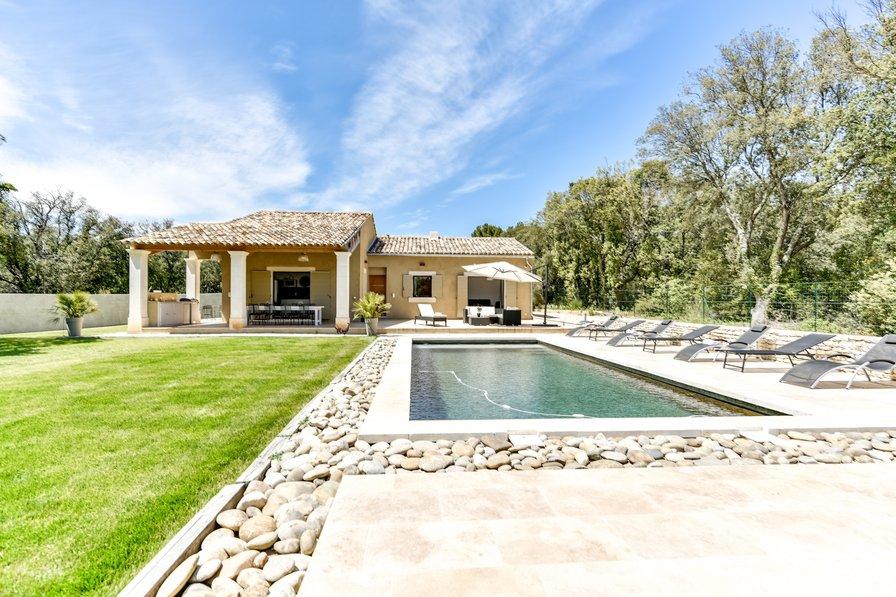 Villa in France, Lourmarin