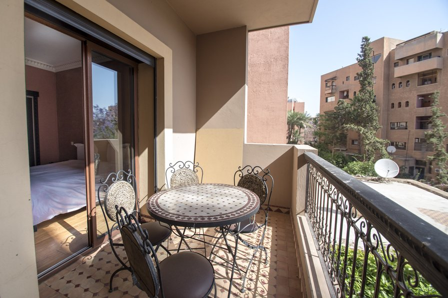 Apartment in Morocco, Menara