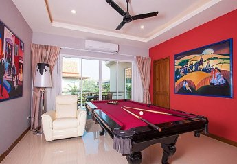 7 bedroom Villa for rent in Pattaya