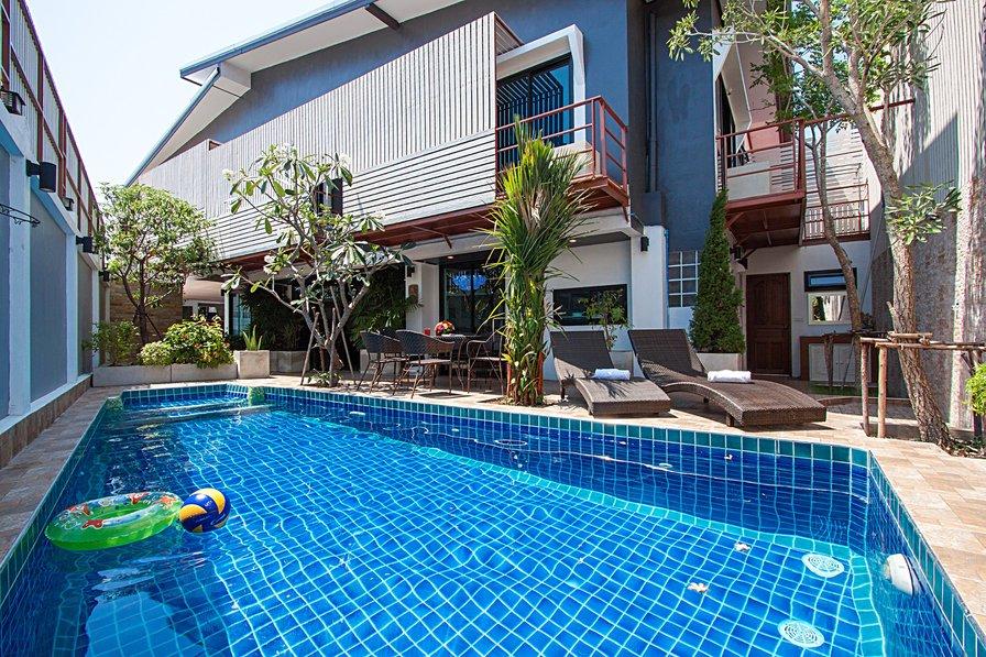Villa in Thailand, Thailand