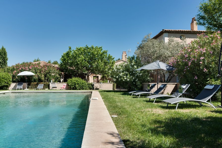 Country house in France, Arles