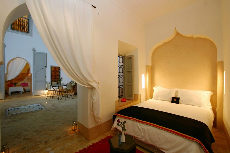 Riad Ariha , Lemon Tree standard Double room