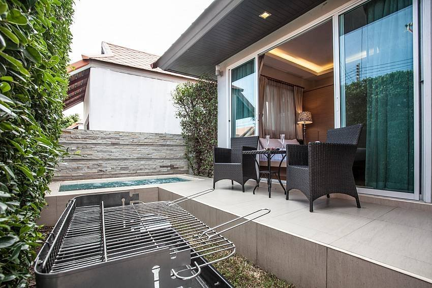 Jomtien LAmore Villa | 2 Beds with private Jacuzzi in Jomtien Pat