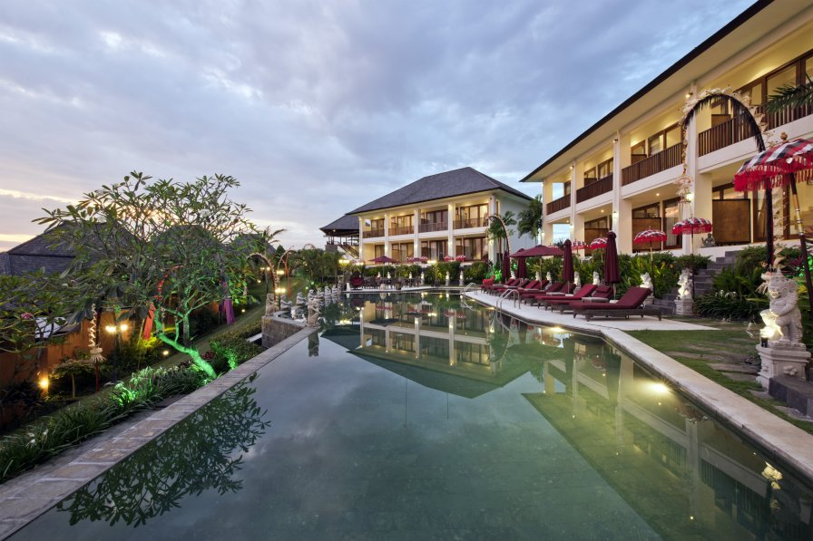 Town house in Indonesia, Tabanan