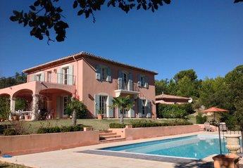 Villa in France, Tourtour