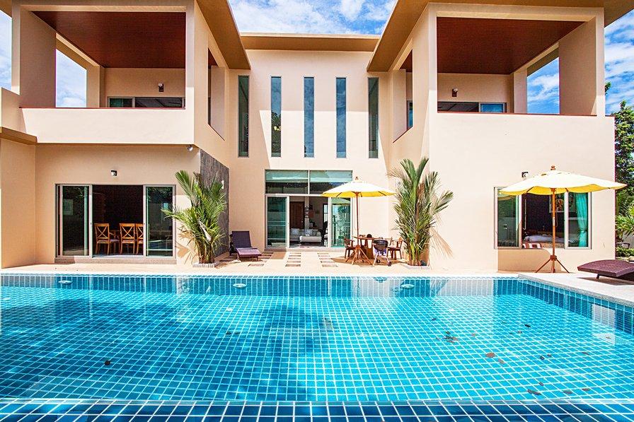 Villa in Thailand, Chalong