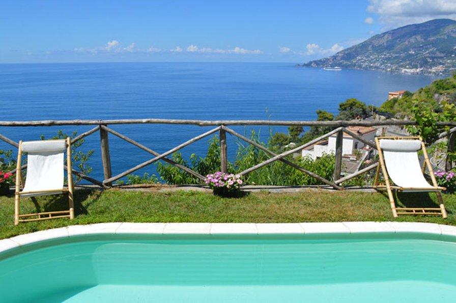 Villa in Italy, Maiori