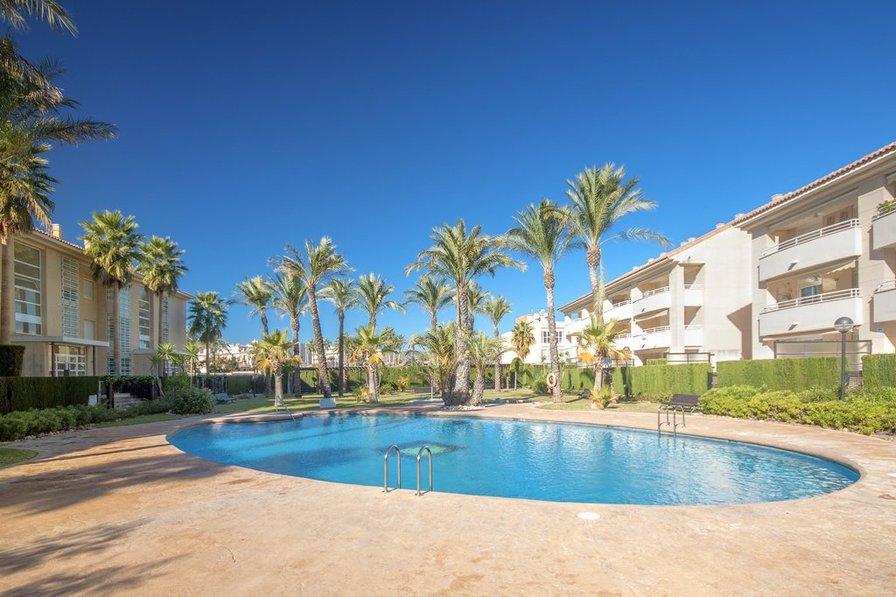 Apartment in Spain, Javea Arenal