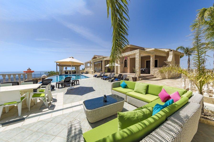 Villa in Cyprus, Kathikas