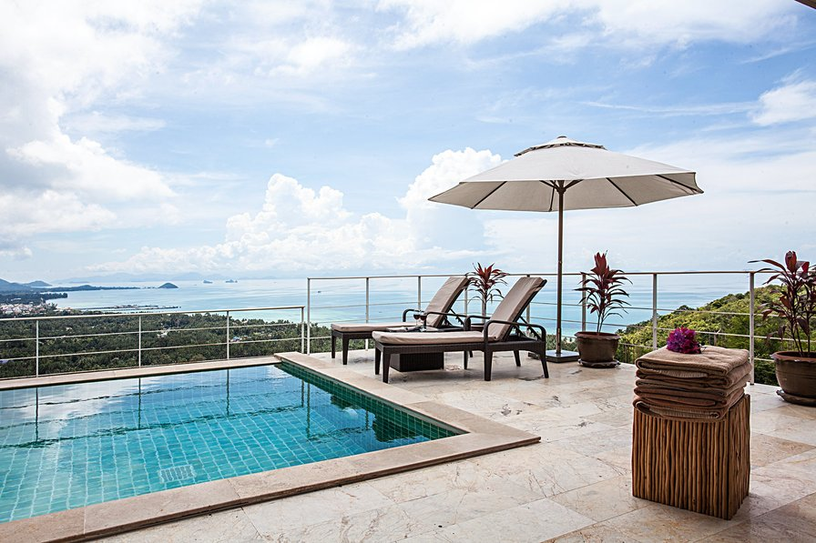 Villa in Thailand, Bang Por