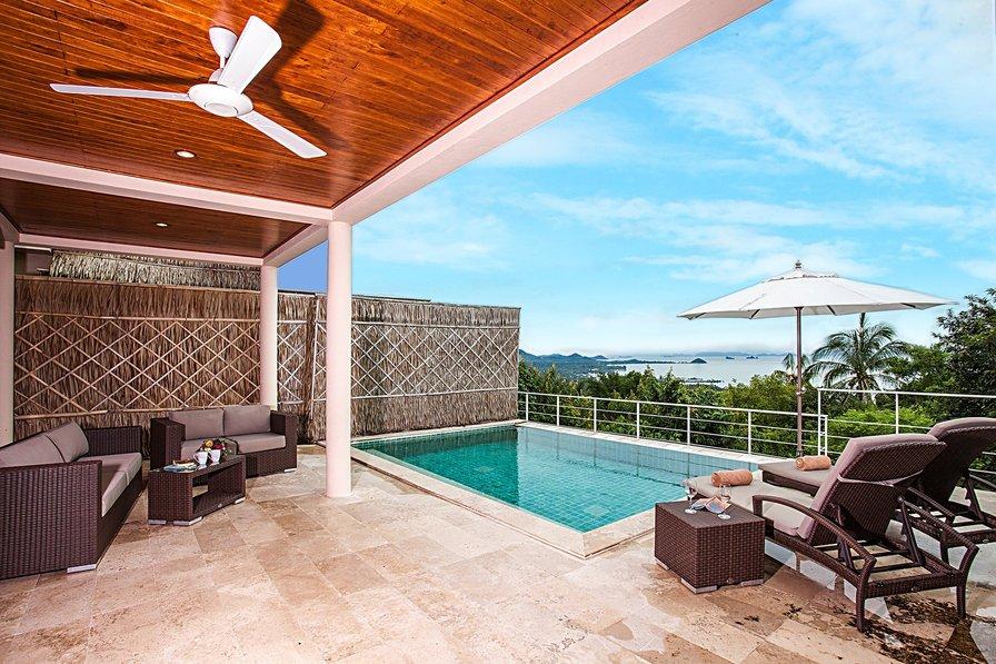 Villa in Thailand, Nathon