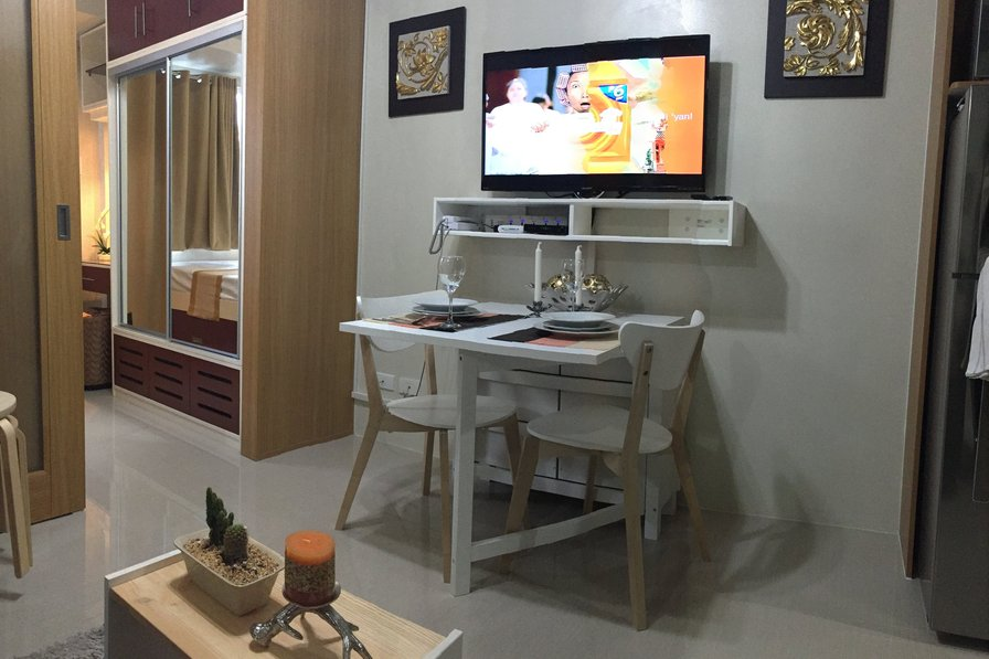 Brand New 1 BR. Unit at Shell by MOA