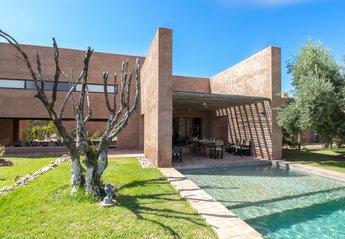 House in Morocco, Amizmiz