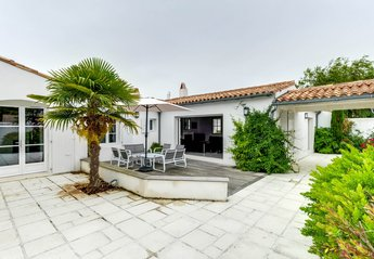 House in France, La Couarde-sur-mer