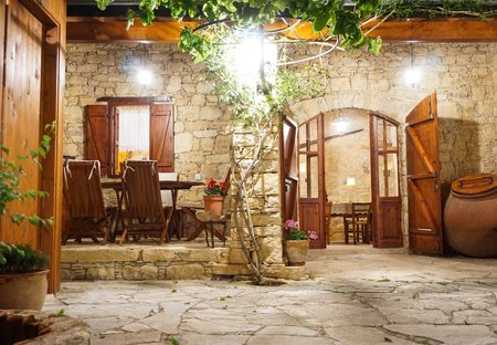 House in Lofou, Cyprus