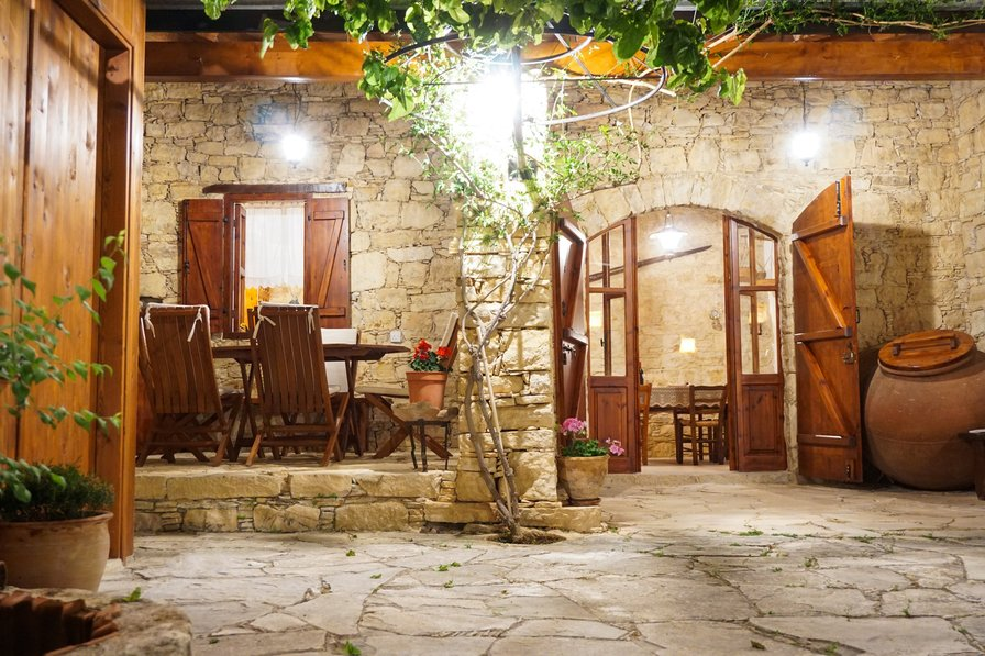 House in Cyprus, Lofou