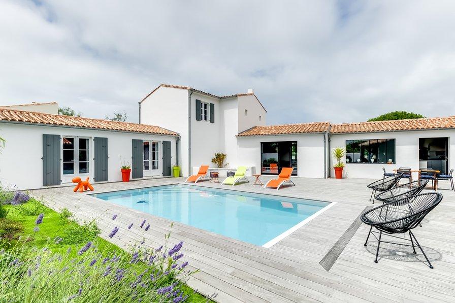 House in France, La Rochelle