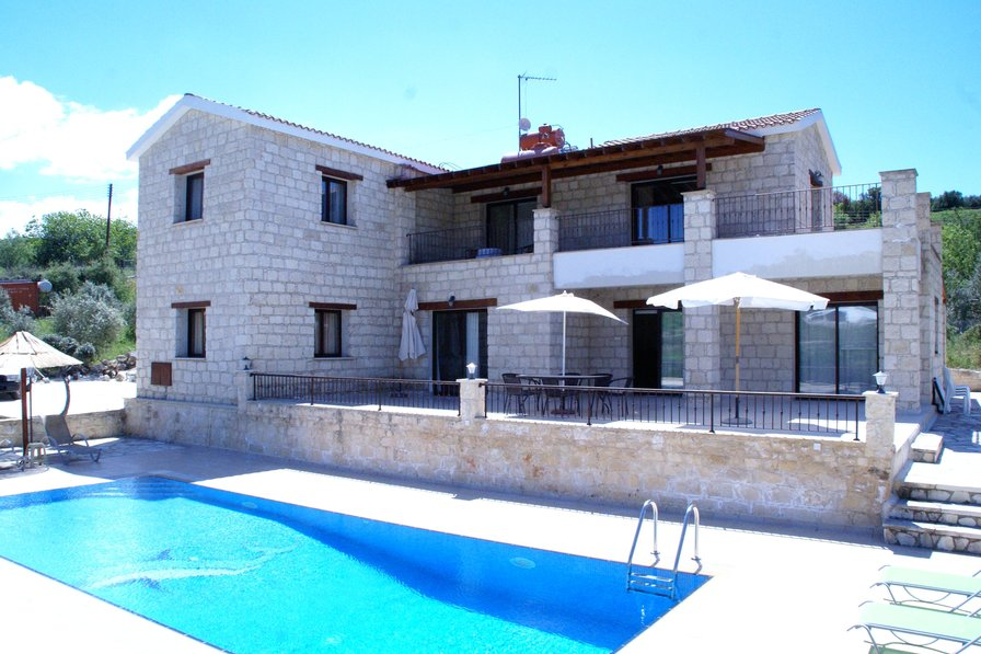 Villa in Cyprus, Simou
