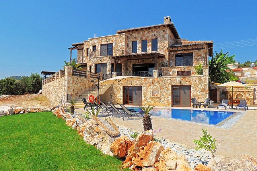 Villa in Cyprus, Neo Chorio: