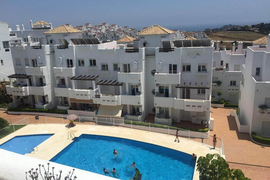 Penthouse apartment in Spain, Valle Romano Golf & Resort