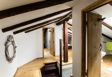 House in Volče, Slovenia: OLYMPUS DIGITAL CAMERA