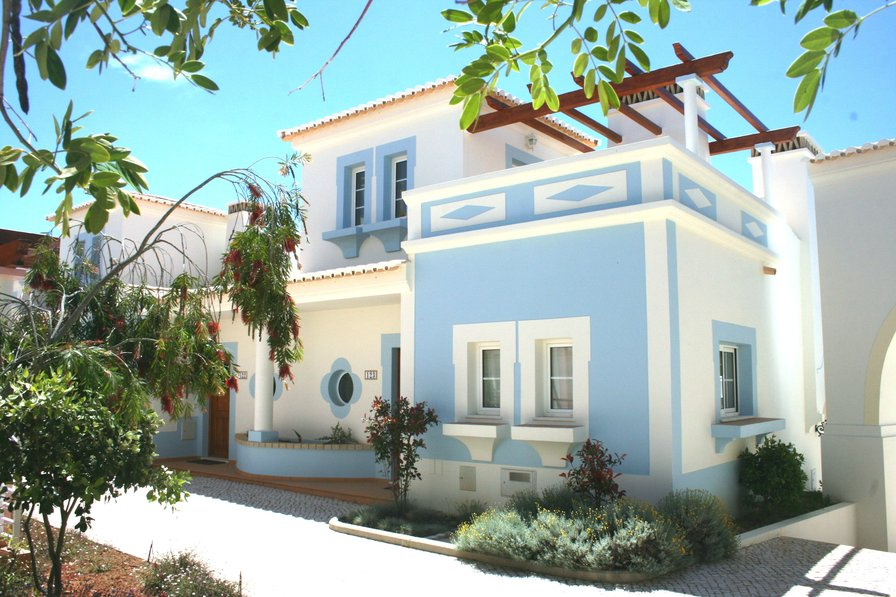 Town house in Portugal, Parque da Floresta