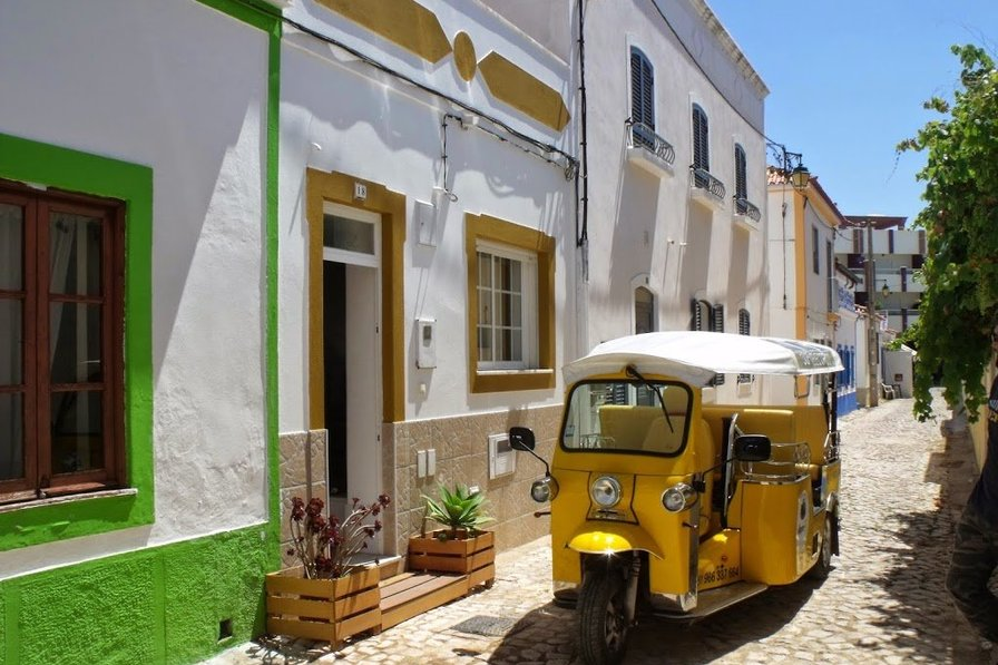 Cottage in Portugal, Ferragudo