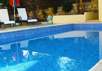 Villa in Cyprus, Kritou Terra: Private Pool with removable safety fence!