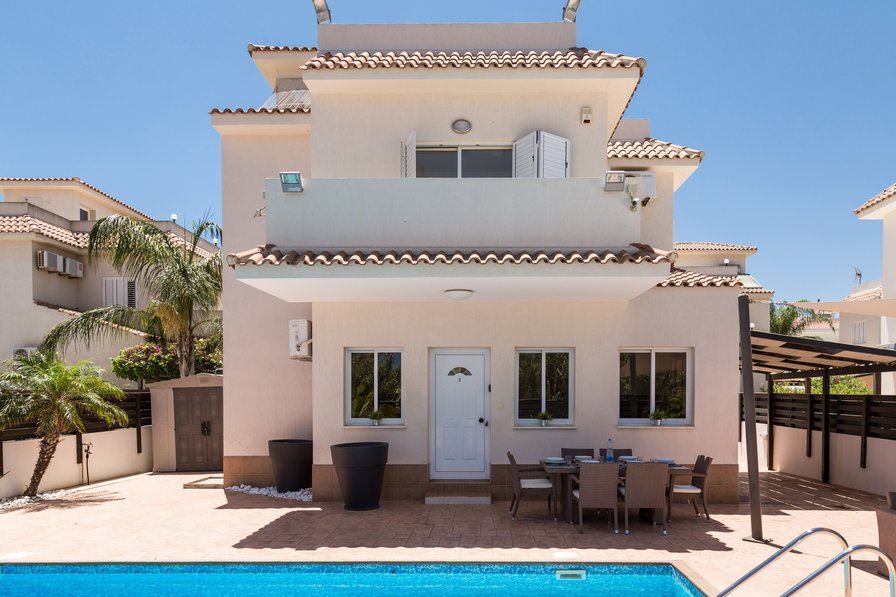 Owners abroad Villa Lucia - Luxury 3 Bedroom Villa with Private Pool