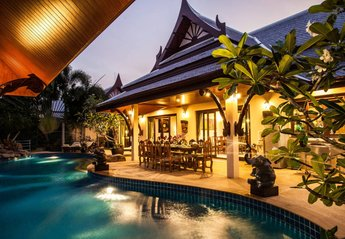 3 bedroom Villa for rent in Ao Nang